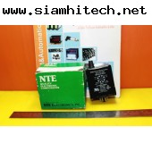 Time Relay ไทม์รีเลย์ ยี่ห้อ NTE รุ่น R28-11A10-120K (ใหม่)