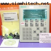 SIMATIC OPERATOR PANEL ยี่ห้อSIEMENS รุ่น6AV6641-0CA01-0AX0 (ใหม่)