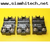 ac solid state relay S1C-215MDV JAPAN ac240v 15a (มือสอง) OII