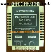MATSUSHITA APL263502