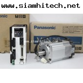 ac servo motor panasonic MSMDO82G1V Driver MCDDT3520(สินค้าใหม่)HLIII