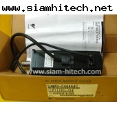 AC Servo Motor SERIES SGMAH-04AAA4C 400W (ของใหม่)