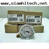 pressure Gauge hannifin (oill) 0-250 bar 1/4 bottom (สินค้าใหม่)