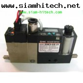 SMC VACUUM SWITCH ZSE3-0X-21 มือสอง LII