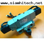 Solenoid Valve SMCรุ่น VF5344-5GSB   สินค้ามือสอง