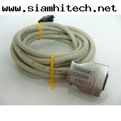 cableomronใช้กับรุ่นC200H-CN222 สายมือสองของแท้