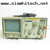 GW OSCILLOSCOPE GOS-622 20MHZ 100-220VAC (สินค้ามือสองใช้งานได้เลย) OGII
