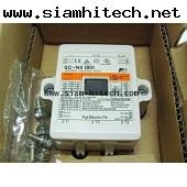 FUJI แมคเนติก SC-N4 (80) 220-240vac 153 a(สินค้าใหม่)