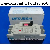 BREAKER MITSUBISHI NF32-SW AC 220V 7.5 KVA 3 A( ของใหม่)