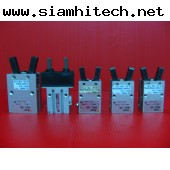 air gripper smc mhc2-20d/mhkl2-12d/mhc2-16d/mhc2-16s (มือสอง)