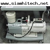 ปั๊มแว็คคั่ม ULVAC GVD-136 110VAC 400W (สินค้ามือสองสภาพสวยมาก) KMIII