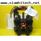 ปั้ม นิวเมติก air-operated diaphragm pump model 666120-322-c (ของใหม่)
