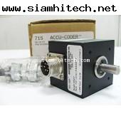 ACCU-CODER(USA)715*-1-0100-1-P-S-S-6-S-S-7 +VDC INPUT 5+026(สินค้าใหม่) OKII