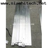 อลูมิเนียมกว้าง4 cmยาว 80 cm (สินค้ามือสองมีจำนวนมากขายชั่งกิโล)