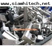 Aluminium  มือสองมีหลายขนาดขายเป็นกิโลคะ 0863447034 สยามไฮเทค