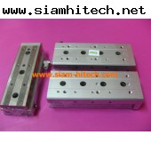 Air cylinder smc mxs16L-75 KGII / mxsQ16-75 KHII มือสอง