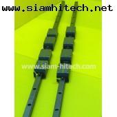 สไลด์  linear slide  IKO LWHD 15 4 บอล 4 รูน๊อต ยาว 80 cm (มือสอง)