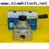 HAND VALVE SDHV-02 4/3 HV-04 ของใหม่ราคาถูก