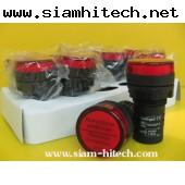 Push Botton ยี่ห้อGuanqke รุ่นAD22-22D/s31 220V -สีแดง