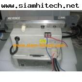 ชุดกำจัดไฟฟ้าสถิต keyence SJ-S020 ครบชุด  มือสอง NGII