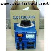 SLIDER EGULATOR in 110/220vout0-240v500va 50-60hz สินค้าใหม่ราคาถูกHIII