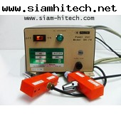 ionizer เครื่องกำจัดไฟฟ้าสถิตพ่นเฉพาะจุด simco power SK-7N 100 V 2 หัว มือสองสภาพสวยมีจำนวนมาก NIII