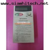 Inverter Mitsubishi FR-E520-0.1KW  สินค้ามือสอง