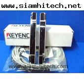 Area Sensor ยี่ห้อKeyence SL-C12Hม่านแสงพร้อมขาติดตั้ง -ของมือหนึ่ง
