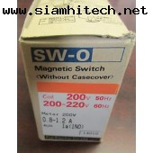 Magnet Switch  รุ่น SW-0/3H  Fuji  (สินค้าใหม่) KKGI