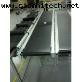 สายพานลำเลียง Conveyor ขนาด 40x200 cm 60W 220VAC (สินค้าใหม่หรือจะสั่่งทำได้คะ) HAIII