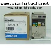 INVERTER 3G3JV-A2001 OMRON  (สินค้าใหม่) OIII