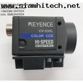 CV-035C -KEYENCE กล้องถ่ายภาพสีความเร็วสองเท่าแบบดิจิตอล